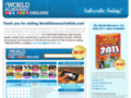 Details : World Almanac for Kids