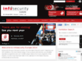 Details : Infosecurity Europe