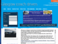 Glasgow Coach Drivers | 24/7 Relief Coach Driving Agency | driver hire bus, coach, van, truck and car