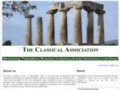 Details : The Classical Association