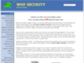 Details : WHF Security